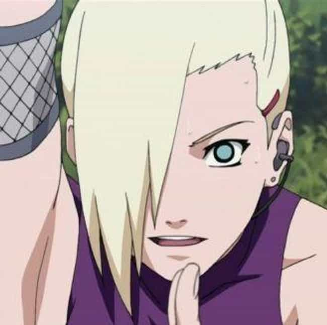 Beat Her Up is listed (or ranked) 4 on the list The Best Ino Yamanaka Quotes