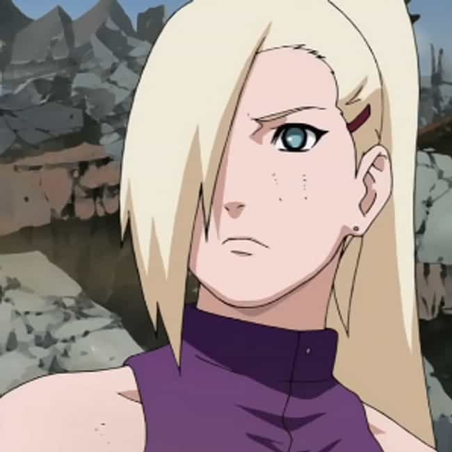 It's Not a Matter of Can... is listed (or ranked) 3 on the list The Best Ino Yamanaka Quotes