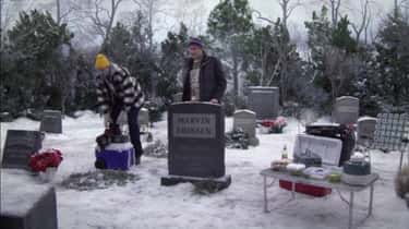 A Grave Foreboding is listed (or ranked) 1 on the list Genius Foreshadowing In 'How I Met Your Mother' That You Totally Missed