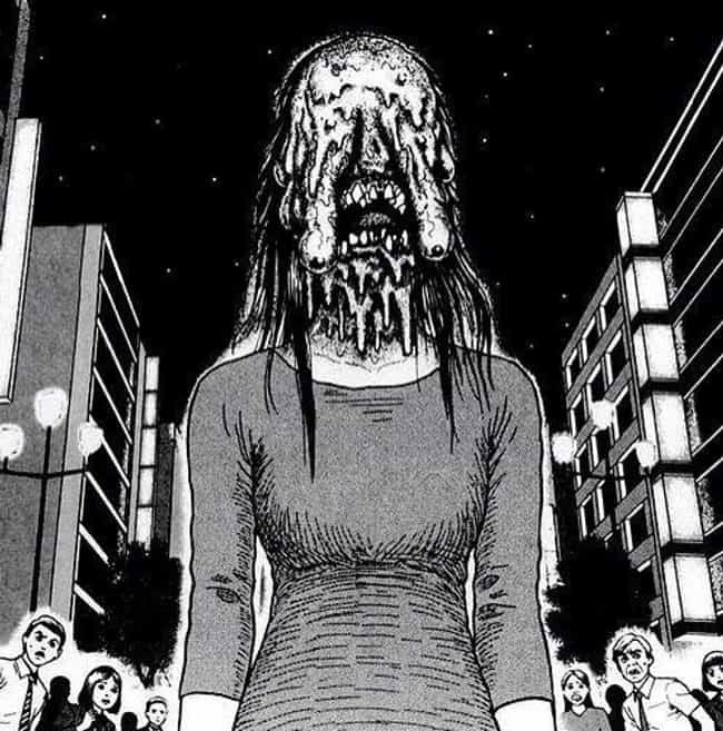 Junji Ito Is A Master Of Horro... is listed (or ranked) 1 on the list The Work of Junji Ito Is The Most Horrifying Nightmare Fuel Coming Out Of Japan