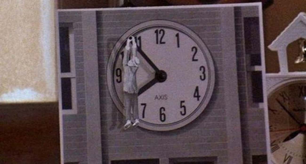 Doc's Clock Sets Up The Film's Finale