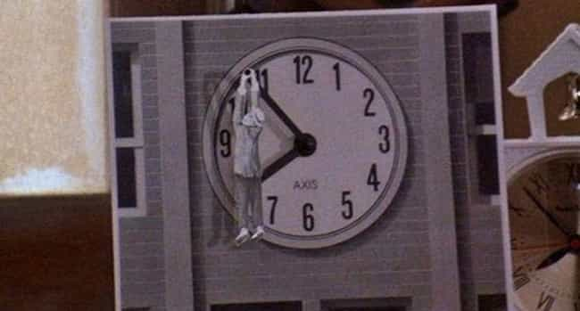 Doc's Clock Sets Up The ... is listed (or ranked) 1 on the list 16 Mind-Blowing Moments Of Foreshadowing In The 'Back To The Future' Trilogy