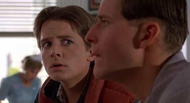 The McFly Men Can't Take... is listed (or ranked) 4 on the list 16 Mind-Blowing Moments Of Foreshadowing In The 'Back To The Future' Trilogy