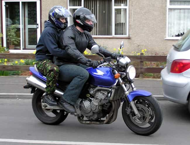 Back Warmer is listed (or ranked) 8 on the list Secret Biker Slang You Should Know If You Aren't A Total Waxer