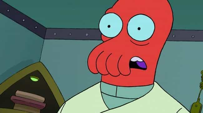 Hooray is listed (or ranked) 2 on the list The Greatest Dr. Zoidberg Quotes From Futurama