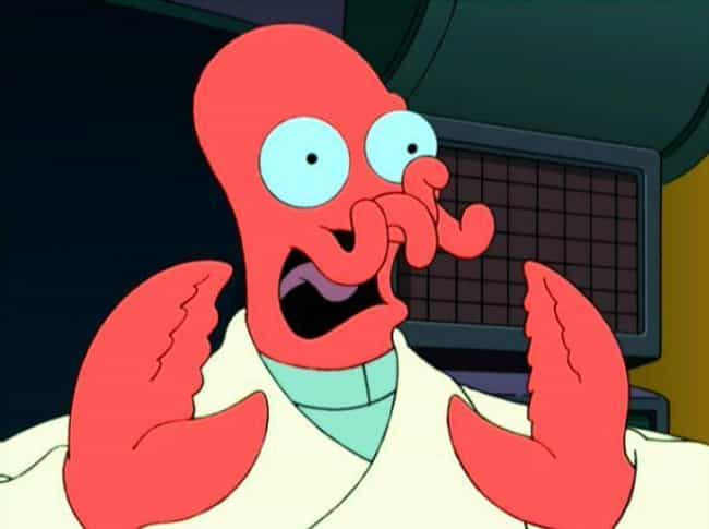 Your Music Is Bad is listed (or ranked) 2 on the list The Greatest Dr. Zoidberg Quotes From Futurama