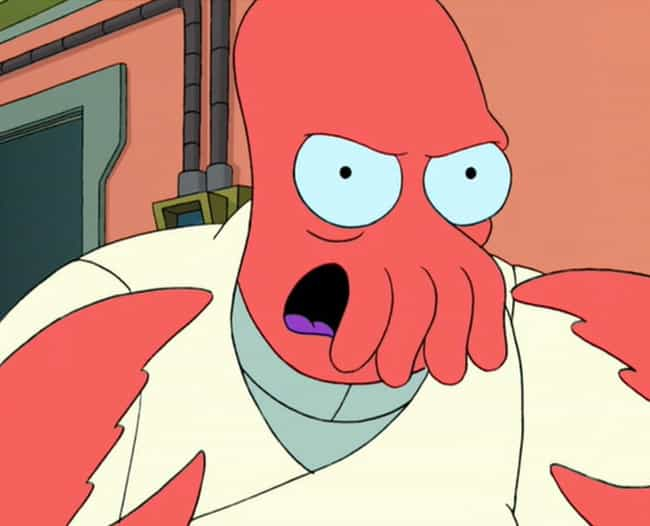 My Name Is is listed (or ranked) 3 on the list The Greatest Dr. Zoidberg Quotes From Futurama