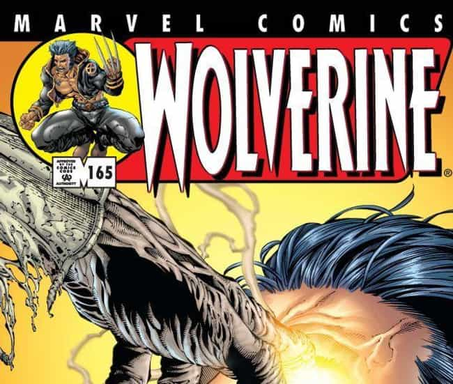He Is Eaten Alive By An ... is listed (or ranked) 3 on the list The Most Messed Up Things That Have Happened To Wolverine In The Comics