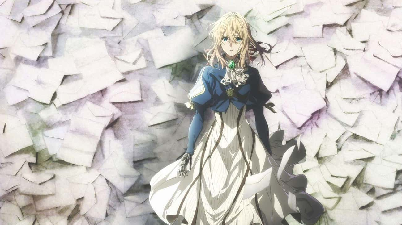 Violet Evergarden is listed (or ranked) 4 on the list The 13 Best Anime Like Fullmetal Alchemist