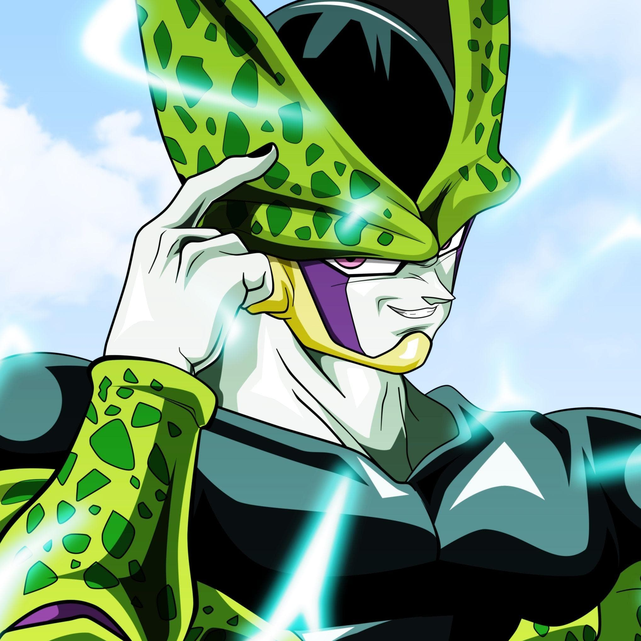 the best cell quotes from dbz images