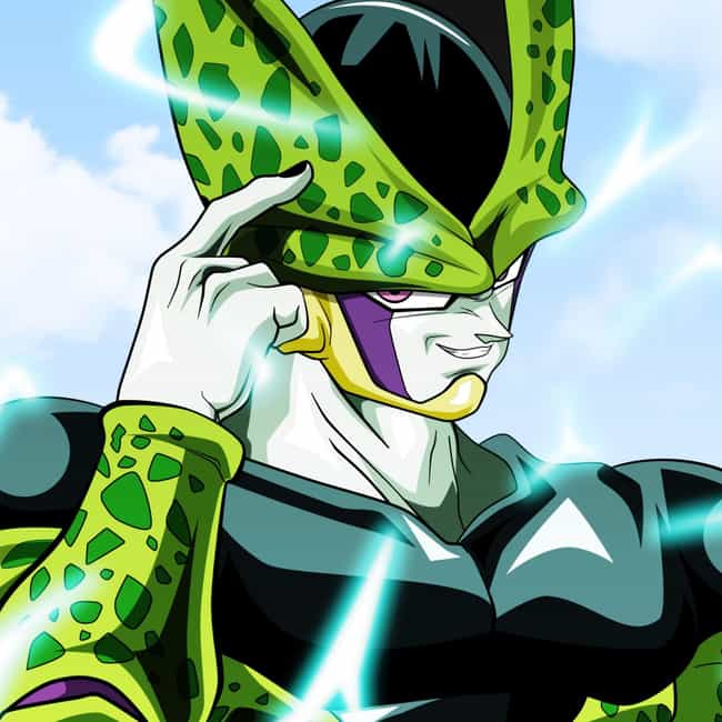 What's Left of Your Head... is listed (or ranked) 2 on the list The Best Cell Quotes From DBZ