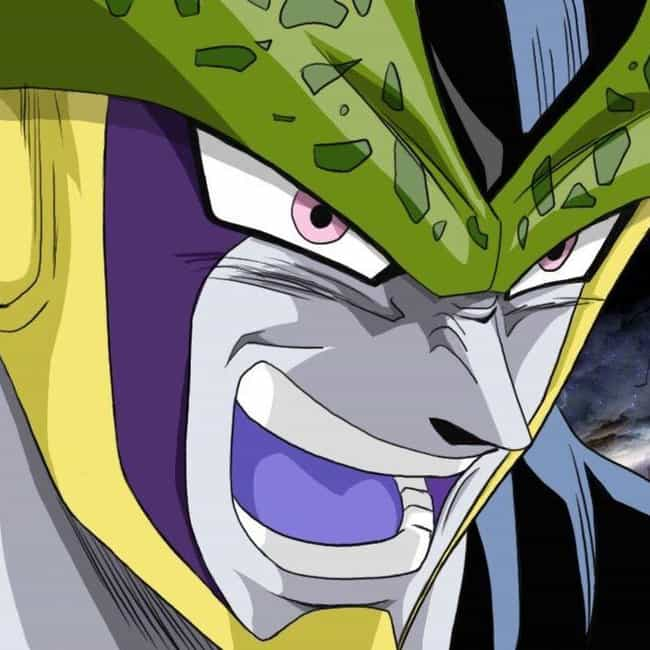Creatures So Defective is listed (or ranked) 3 on the list The Best Cell Quotes From DBZ