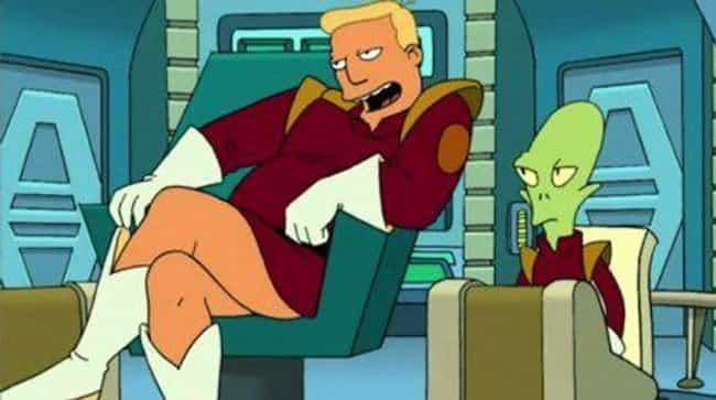 First Half Of A Movie is listed (or ranked) 3 on the list The Greatest Zapp Brannigan Quotes From Futurama