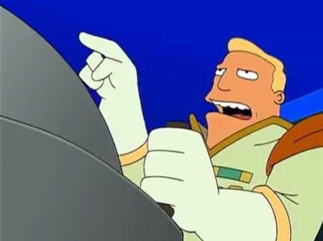 You Win Again is listed (or ranked) 2 on the list The Greatest Zapp Brannigan Quotes From Futurama