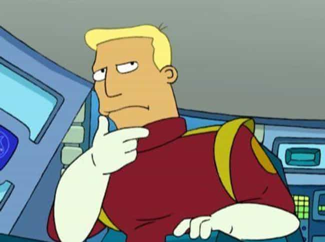 Spongy And Bruised is listed (or ranked) 3 on the list The Greatest Zapp Brannigan Quotes From Futurama