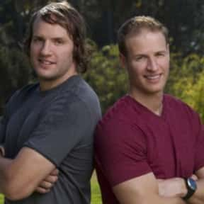 Bates And Anthony Battaglia is listed (or ranked) 13 on the list The Best Amazing Race Winners, Ranked