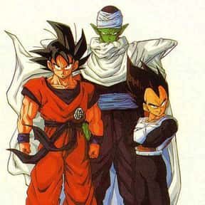 Goku, Vegeta, And Piccolo - Dr is listed (or ranked) 18 on the list The 20+ Greatest Anime Trios Of All Time