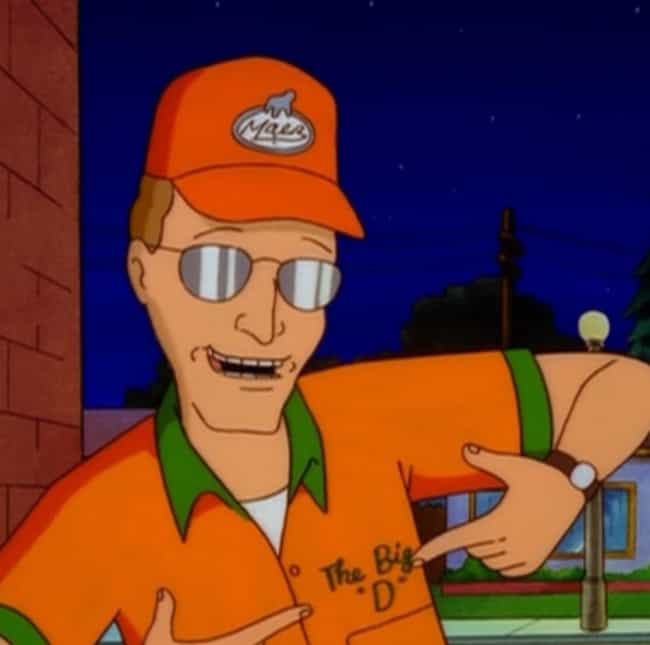 Oranges In Alaska is listed (or ranked) 2 on the list The Greatest Dale Gribble Quotes From 'King of the Hill'