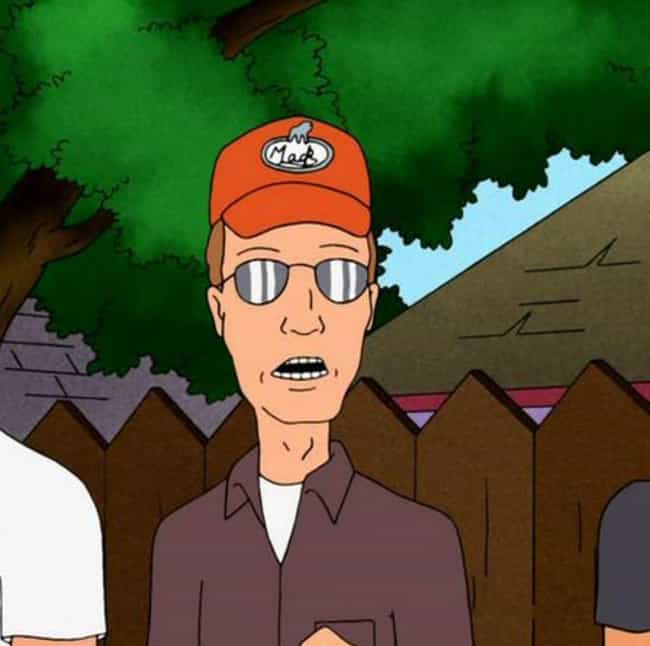 Humpty's Revenge is listed (or ranked) 4 on the list The Greatest Dale Gribble Quotes From 'King of the Hill'