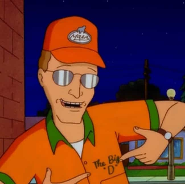 Washington Lobbist is listed (or ranked) 2 on the list The Greatest Dale Gribble Quotes From 'King of the Hill'