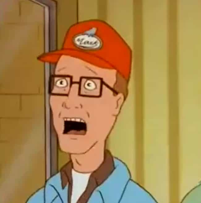 The Beast is listed (or ranked) 3 on the list The Greatest Dale Gribble Quotes From 'King of the Hill'