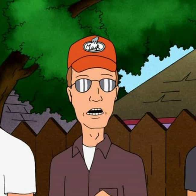 Wet My Pants is listed (or ranked) 3 on the list The Greatest Dale Gribble Quotes From 'King of the Hill'