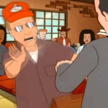 Pocket Sand! is listed (or ranked) 1 on the list The Greatest Dale Gribble Quotes From 'King of the Hill'