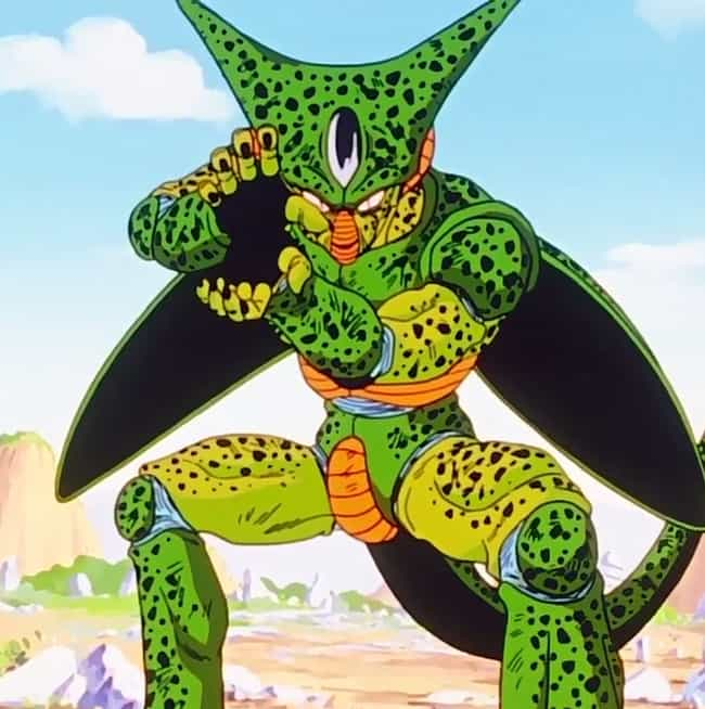 Brave Nonetheless is listed (or ranked) 3 on the list The Best Cell Quotes From DBZ