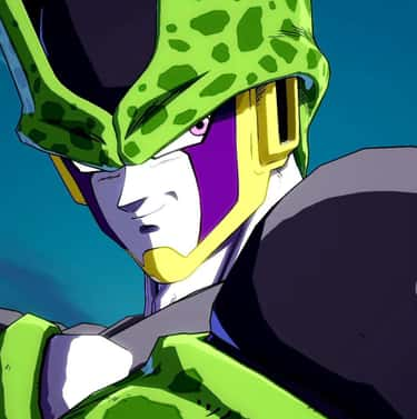 Perfect Cell is listed (or ranked) 1 on the list The Best Cell Quotes From DBZ