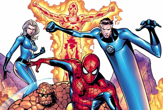 Mister Fantastic Discovers The... is listed (or ranked) 3 on the list How One Of Spider-Man's Gnarliest '90s Villains Became An Ally