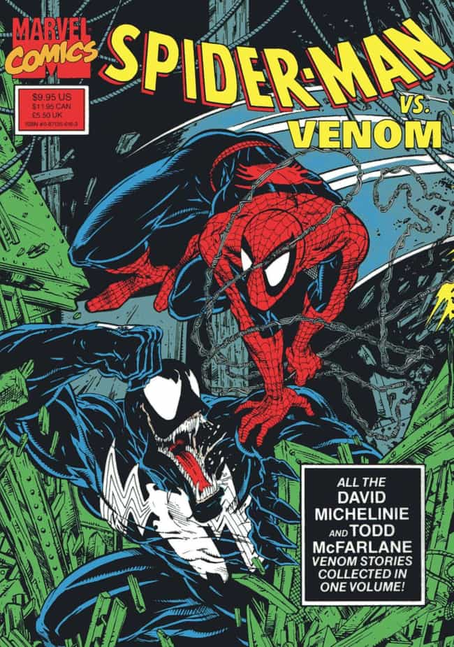The Symbiote Suit Is Jea... is listed (or ranked) 6 on the list How One Of Spider-Man's Gnarliest '90s Villains Became An Ally