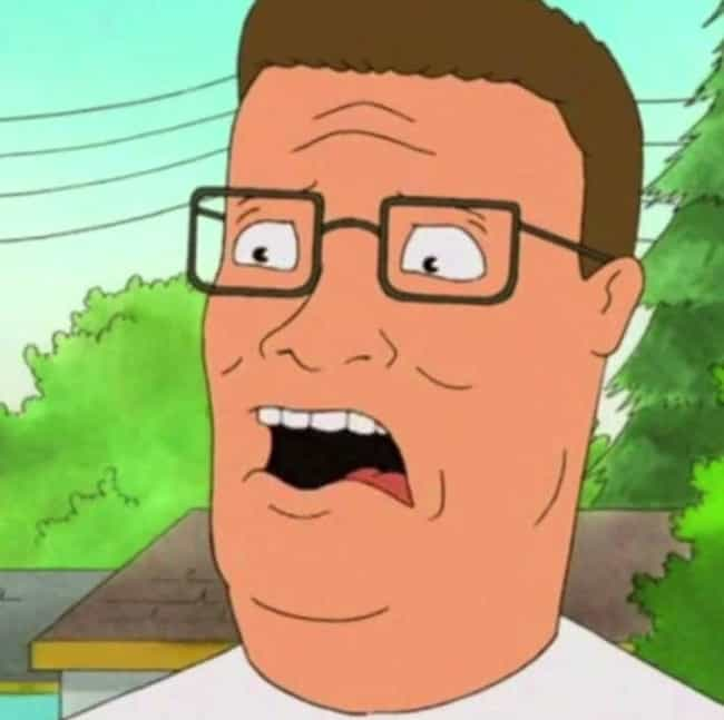 That Boy Ain't Right is listed (or ranked) 1 on the list The Greatest Hank Hill Quotes Of All Time