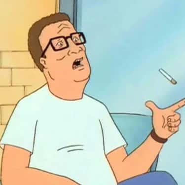 If He's White is listed (or ranked) 2 on the list The Greatest Hank Hill Quotes Of All Time