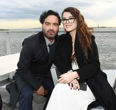 Alaina Meyer is listed (or ranked) 1 on the list Johnny Galecki Loves and Hookups