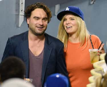 Ariella Nicole is listed (or ranked) 2 on the list Johnny Galecki Loves and Hookups