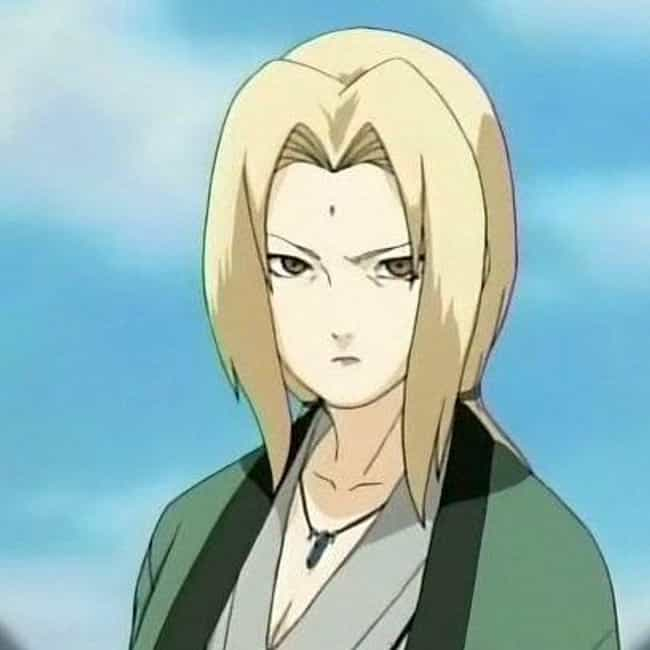 Growth is listed (or ranked) 1 on the list The Best Lady Tsunade Quotes