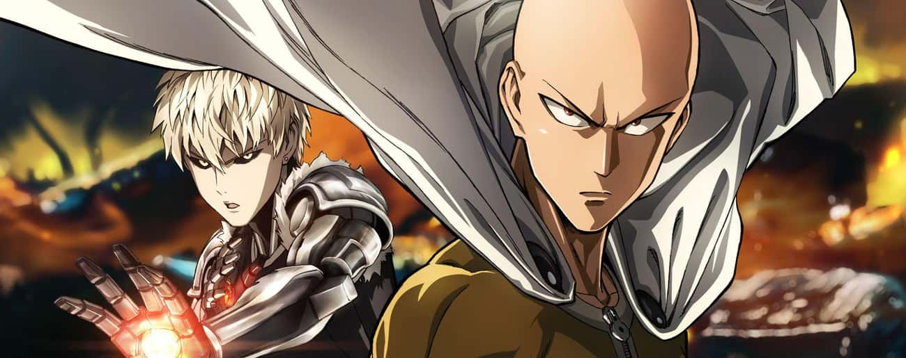 One Punch Man is listed (or ranked) 2 on the list The Best Anime Like Dragon Ball Z