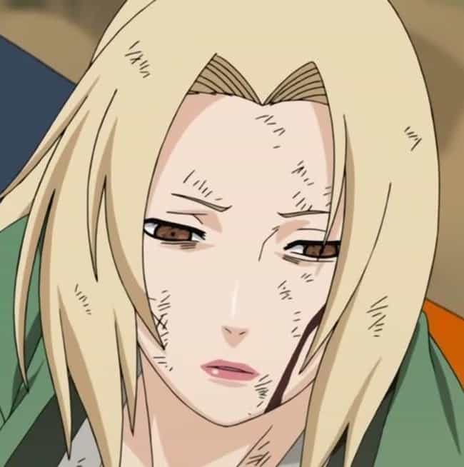Putting My Life on the L... is listed (or ranked) 3 on the list The Best Lady Tsunade Quotes