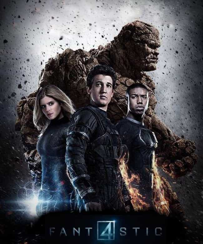 Tension Over Film Rights Led M... is listed (or ranked) 1 on the list How Marvel Comics Got Rid Of And Brought Back The Fantastic Four