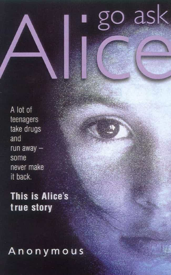 Marketing Depicted 'Go A... is listed (or ranked) 1 on the list The Shady YA Drug Diary 'Go Ask Alice' Is Just The Tip Of The Iceberg When It Comes To Author Beatrice Sparks