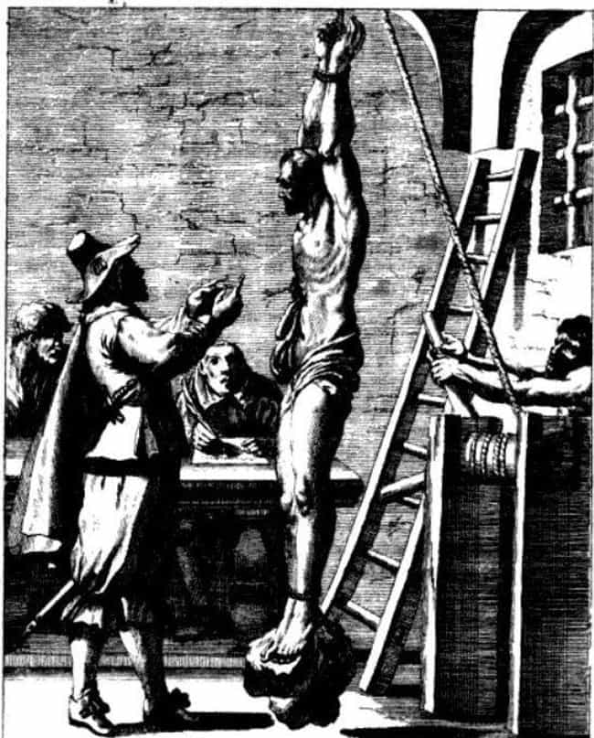 By The Late 16th Century... is listed (or ranked) 3 on the list What It Was Like To Be A Prisoner At The Tower Of London