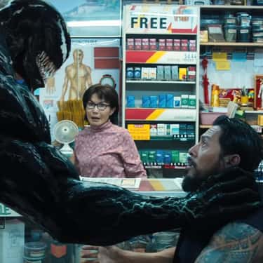 Armless, Legless, Faceless is listed (or ranked) 2 on the list The Best 'Venom' Movie Quotes
