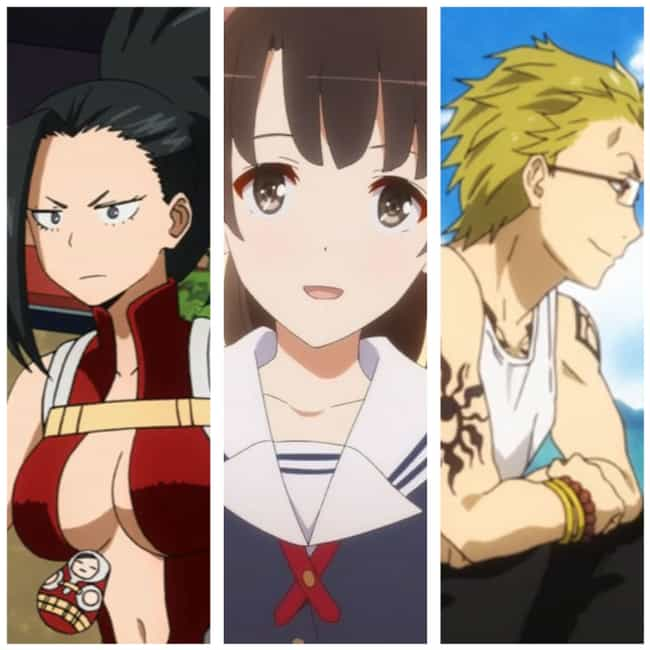 September 23rd - Momo Yaoyoroz... is listed (or ranked) 3 on the list Anime Characters You Didn't Know Shared A Birthday