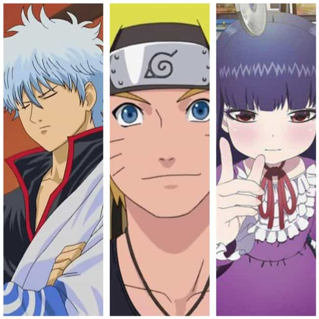 October 10th - Gintoki Sakata,... is listed (or ranked) 4 on the list Anime Characters You Didn't Know Shared A Birthday
