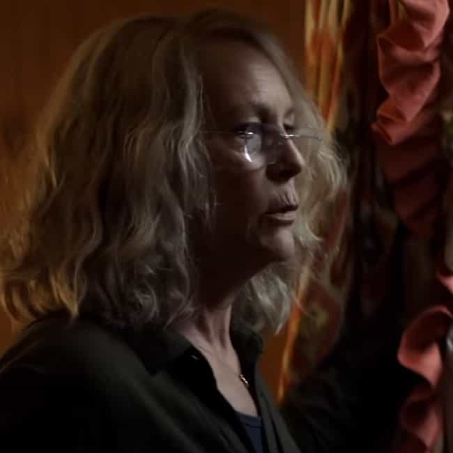 He Is A Killer is listed (or ranked) 3 on the list The Best Halloween (2018) Movie Quotes