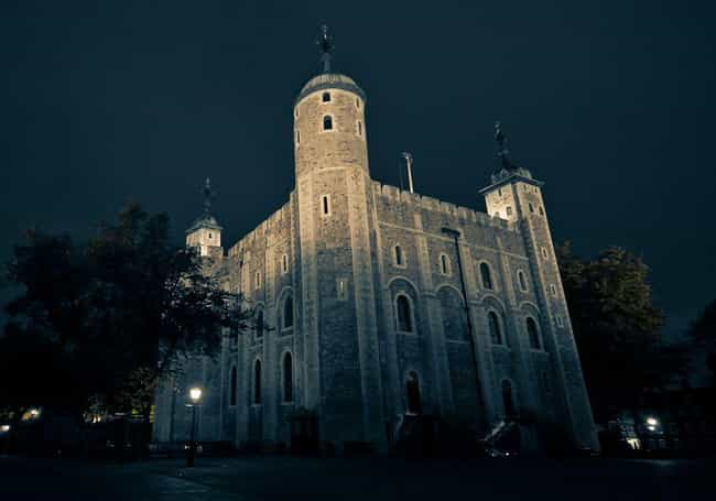 Getting Guards Drunk Was... is listed (or ranked) 2 on the list What It Was Like To Be A Prisoner At The Tower Of London