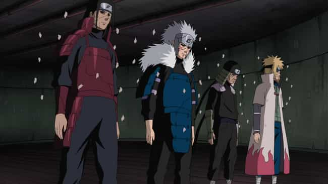 Summoning: Impure World ... is listed (or ranked) 1 on the list The 14 Craziest Forbidden Jutsu In 'Naruto' History