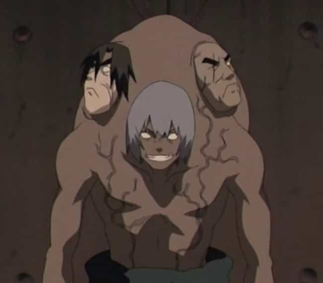 Casualty Puppet is listed (or ranked) 3 on the list The 14 Craziest Forbidden Jutsu In 'Naruto' History