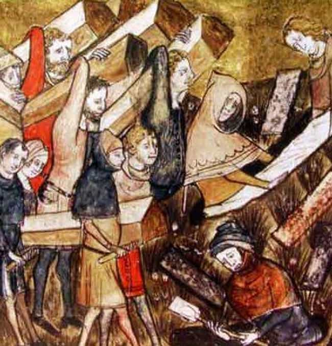 Europeans Continued Using Frag... is listed (or ranked) 4 on the list What Happened After The Black Death Wiped Out More Than Half Of Europe's Population