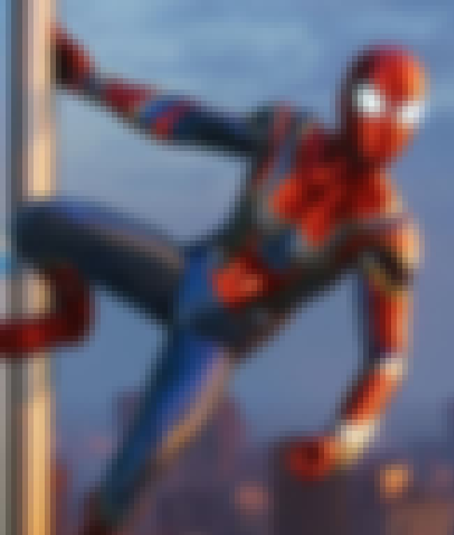 Iron Spider Suit is listed (or ranked) 2 on the list The Best Spider-Man PS4 Suits, Ranked